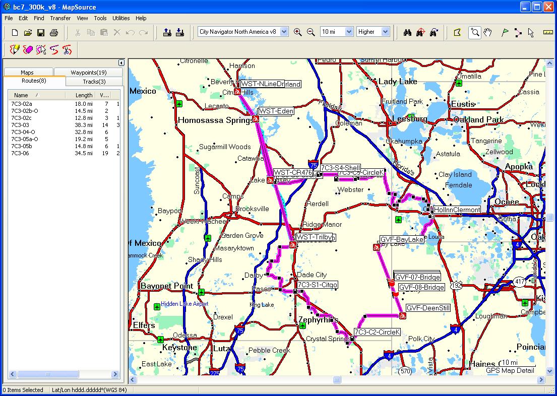 . دانلود رایگان نرم افزار map source